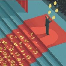 Le chemin vers le succès.