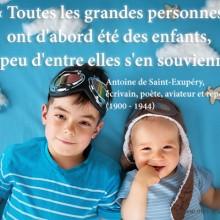 Citation éducation Saint-Exupéry : Toutes les grandes personnes...
