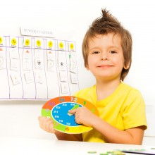 La routine et les règles bien établies rassurent l\'enfant
