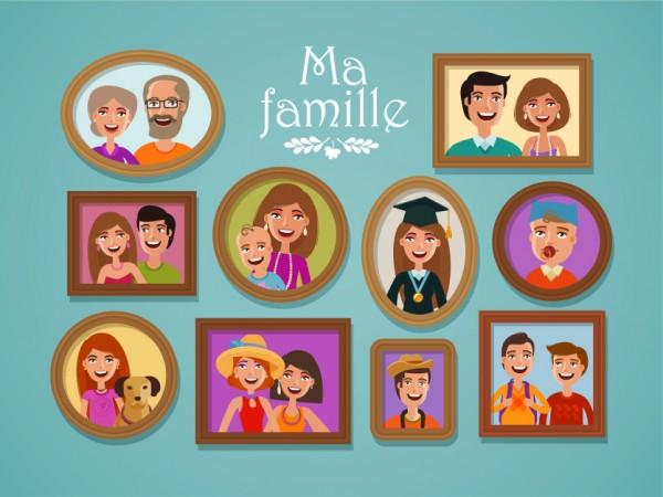 Résoudre des énigmes logiques sur le thème de la famille
