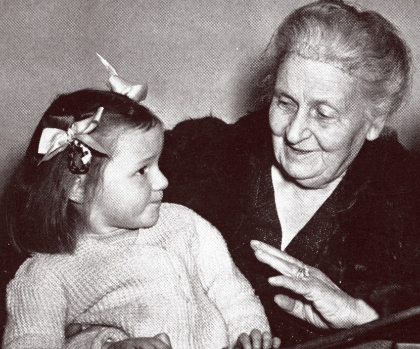 Maria Montessori - un destin, une femme, une scientifique > Mes ...