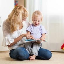 Passez plus de temps avec votre enfant pour l\'aider à apprendre à parler