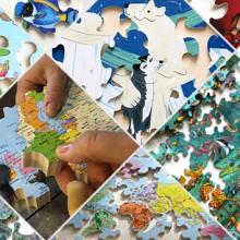 Les puzzles Michèle Wilson